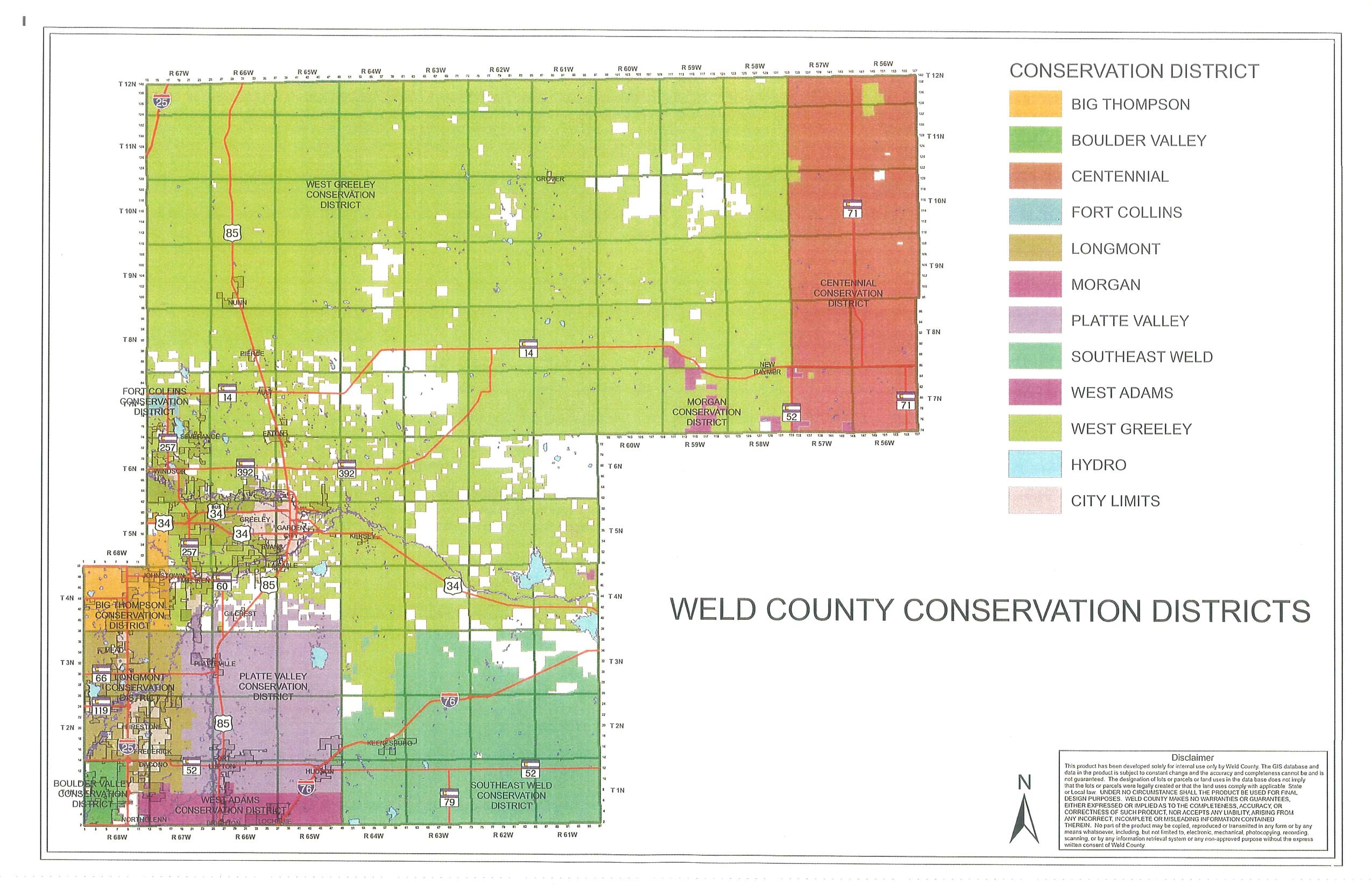 Boundary County Property Ownership Map
