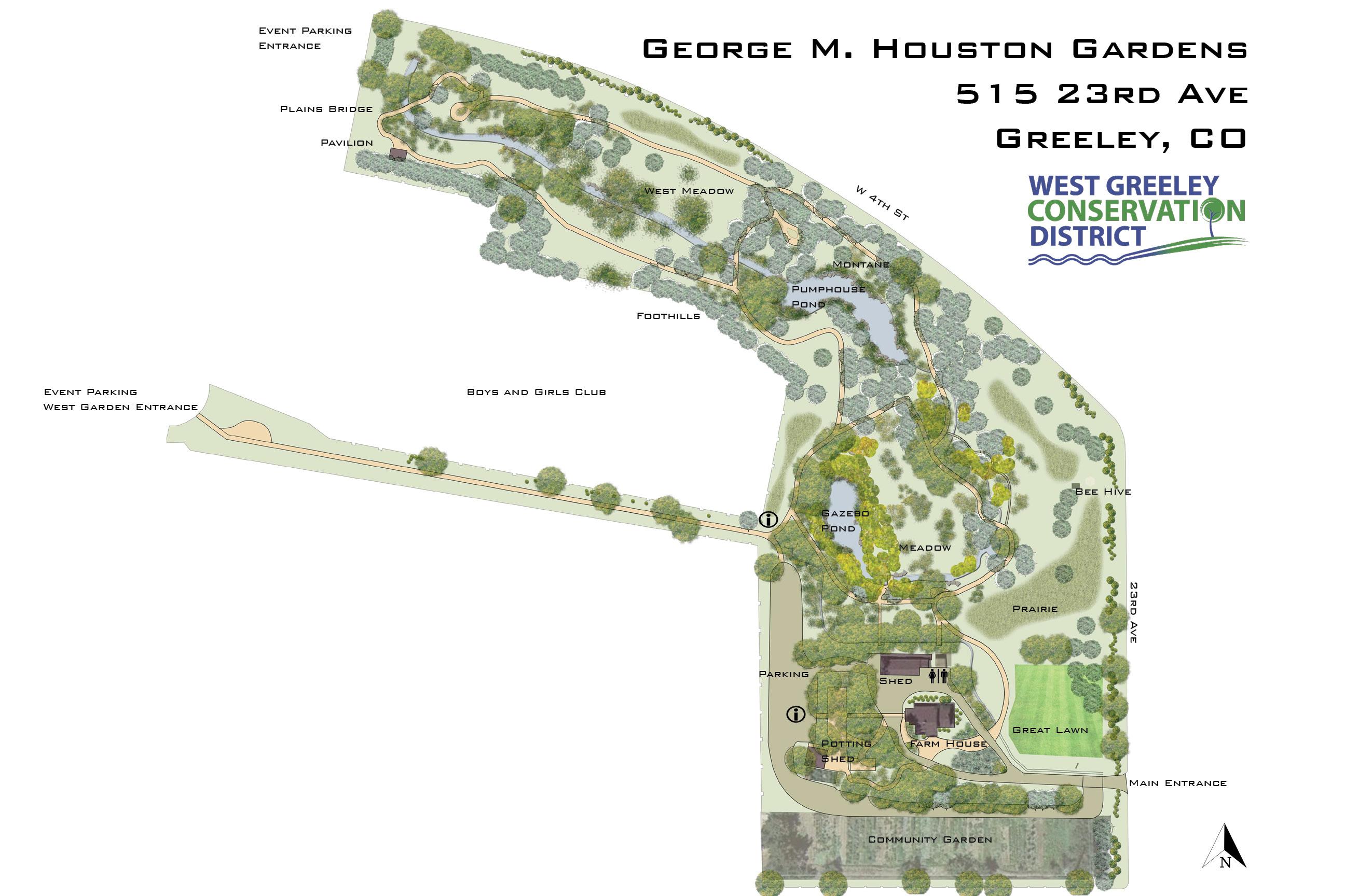 Houston Gardens, Greeleyu0027s Best Kept Secret