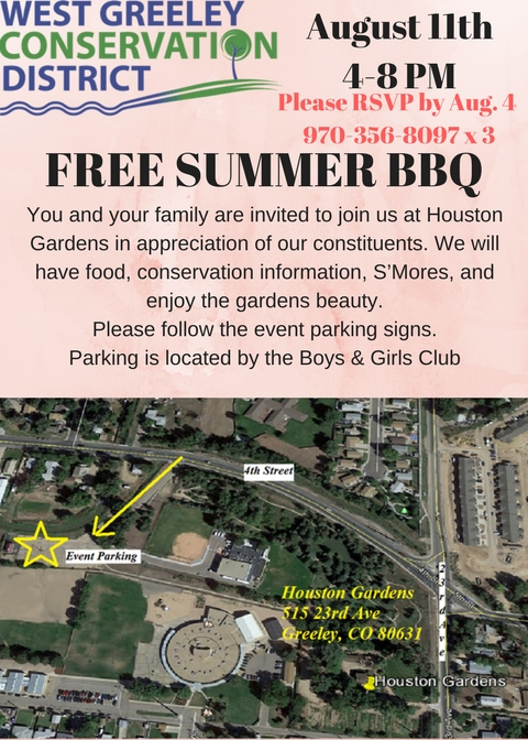 Free Community Bbq Event Hg Aug 11th 4 8 Pm West