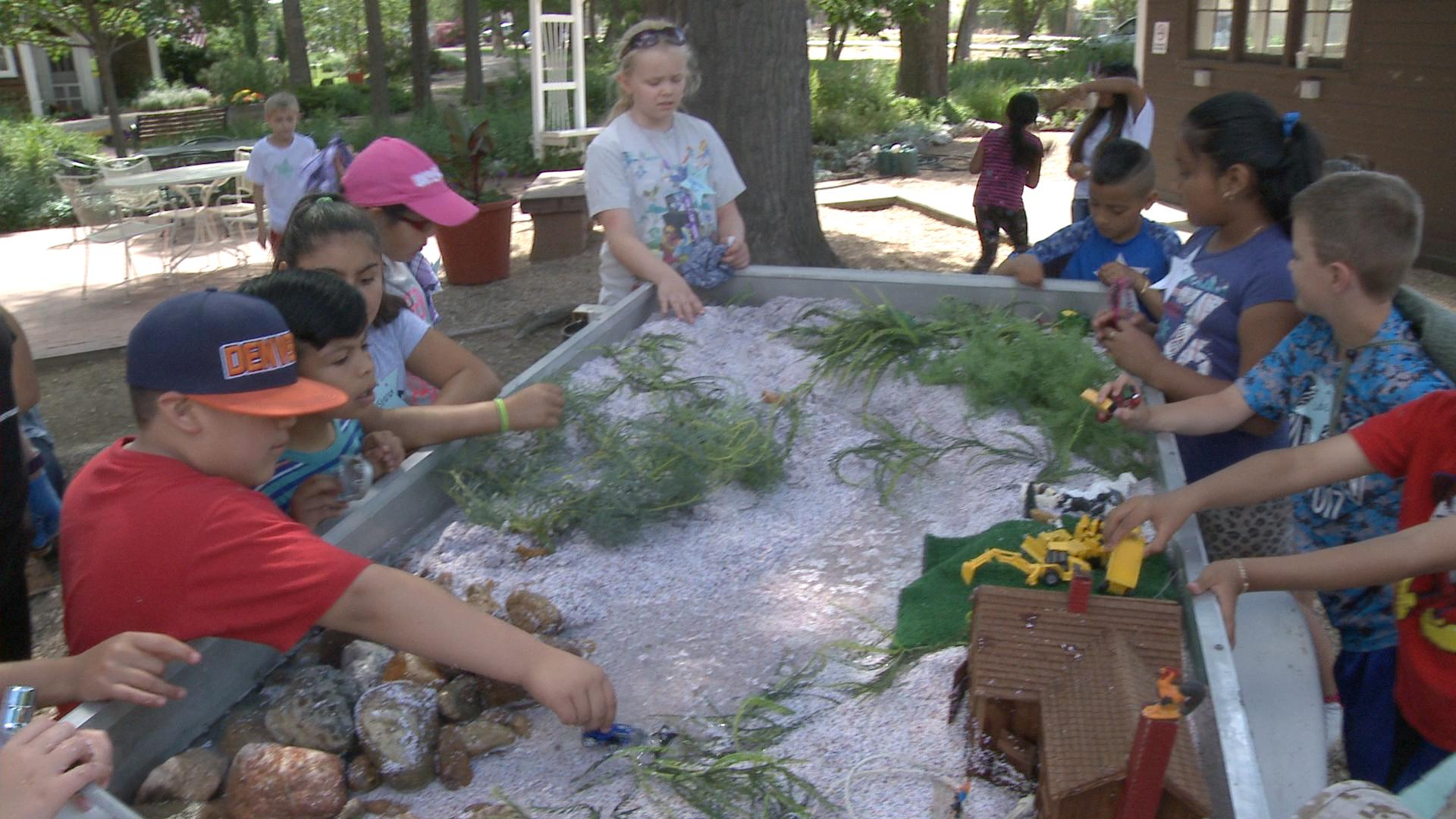 providing conservation education to area youth west greeley